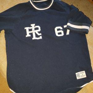Vintage Ralph Lauren Baseball Tee